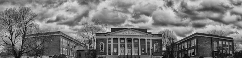 Andover Memorial Building Panorama I