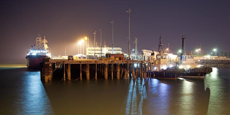Fort Hill Wharf