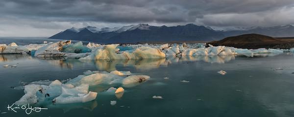 Jokulsarlorn Glacier Lagoon
