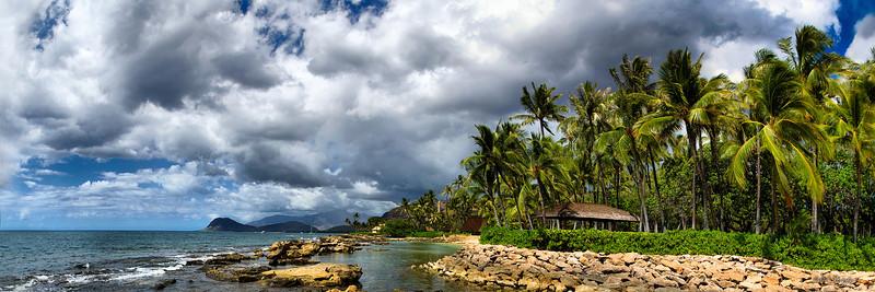 Ko Olina Beach, Oahu, Hiawaii