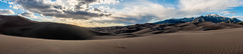 5-4-17 The Dunes in Panorama, 195 Megapixels