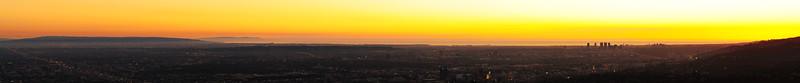 West LA Panorama