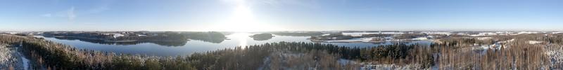Lake Sartai, 2014-12-27