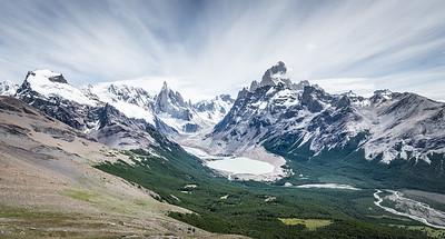 Fitzroy Ranges ... Patagonia ... Argentina