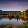 Glendhu Bay sunrise