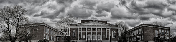 Andover Memorial Building Panorama III