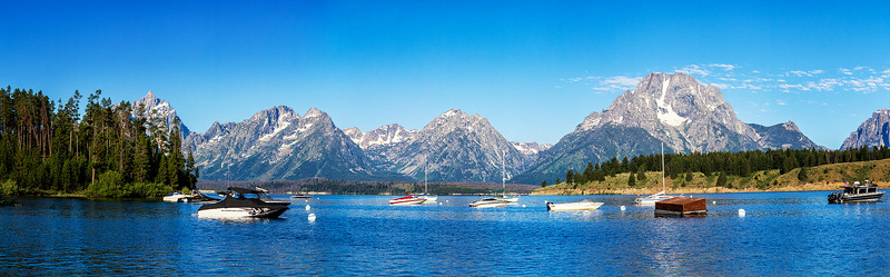 Kemmerer___Grand Tetons from Jackson Lake