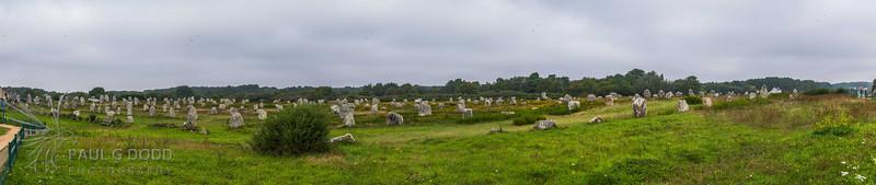 Ménec alignments, Carnac, Brittany