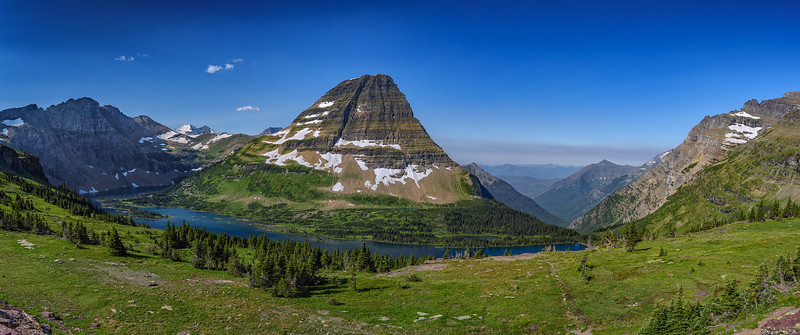 Hidden Lake, Glacier National Park, Montana