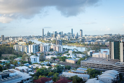 Brisbane skyline ... Australia