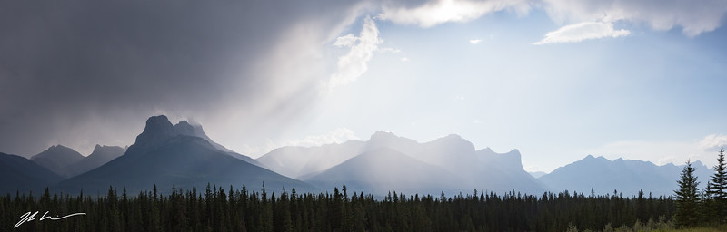 Bow Valley, Alberta