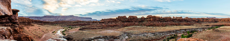 5-15-17 Canyonlands in Panorama, 132 Megapixels
