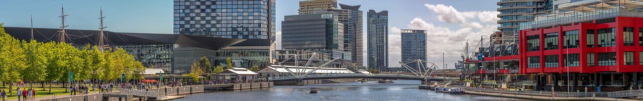 Seafarers Bridge Panorama
