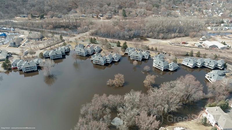 Bayport Spring Flood 2019