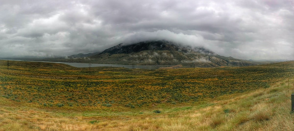 Wolford Mountain and Reservoir,  Hwy 40, CO