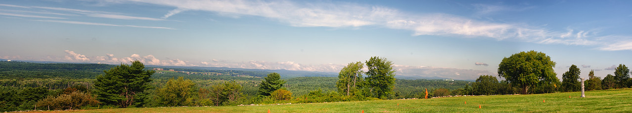 Fruitlands vista I, color