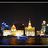 The Bund, Shanghai, from Pudong.