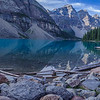 Moraine Lake Panorama, Banff National Park, Alberta, Canada