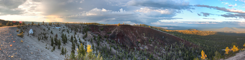 The Dome -- Newberry Crater, Central Oregon