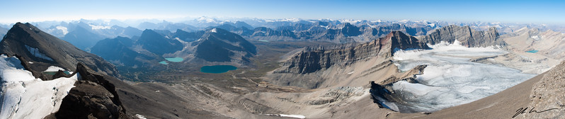 View from Mount Willingdon, Banff National Park