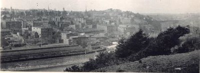 View of Lynchburg from Madison Heights II (02112)