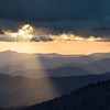 Day's End at Clingmans Dome
