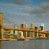 Brooklyn Bridge - morning
