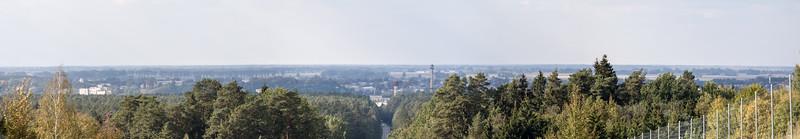 Overlooking Jonava