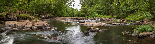 Eno River Panorama