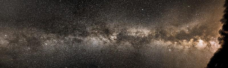 Milky Way Mosaic, 2015-08-16