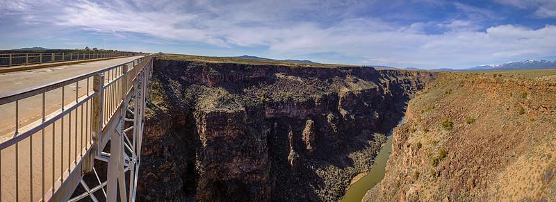 Rio Grande Gorge Bridge, Ranchos de Taos, New Mexico