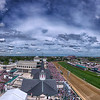 View of Churchill Downs from Rooftop, Louisville, Kentucky