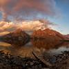 Jenny Lake Sunrise, Grand Teton National Park, Wyoming