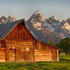 T. A. Moulton Barn - Grand Teton National Park