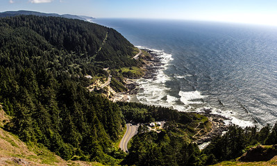 Cape Perpetua Lookout