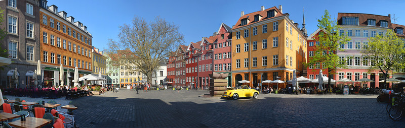 Grabrodretorv or Grey Brothers Square