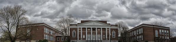 Andover Memorial Building Panorama II