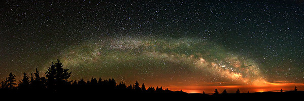 Summer Milky Way