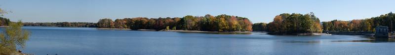 Cambridge Reservoir Pano