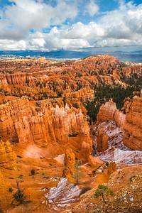 Bryce Canyon National Park Autumn Colors & Winter Snow Fine Art Photography 45EPIC Dr. Elliot McGucken Fine Art Landscape and Nature Photography: Nikon D810