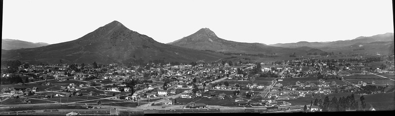 1906 Panorama shot from Terrance Hill
