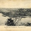 Postcard of Lynchburg from Lover's Leap (05061)