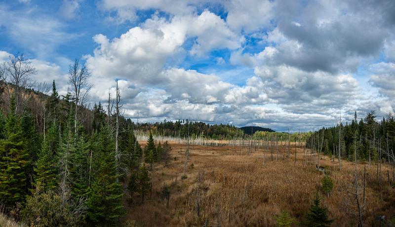 Adirondacks near Saranac Lake, Upstate New York