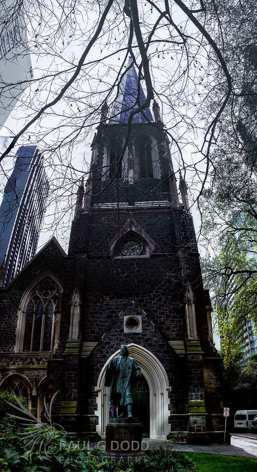 Wesley Uniting Church, Lonsdale Street