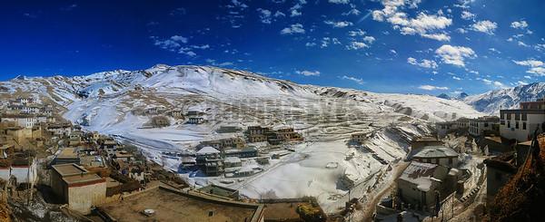P19:Kibber village( 4500 Mtrs) , Spiti Valley, Himachal Pradesh