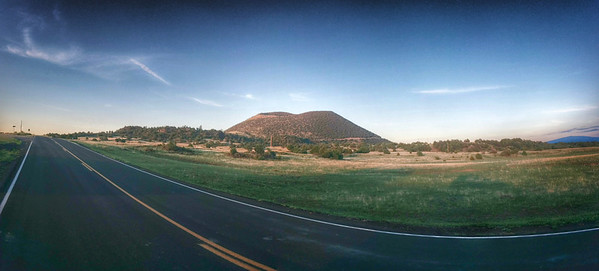 Capulin Volcano, New Mexico
