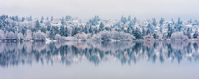 A Dusting of Snow