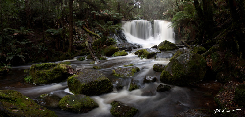 Horseshoe Falls, Mount Fields National Park, Tasmania