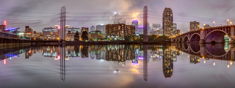 Misty Minneapolis