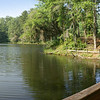 Fishing on Sherling Lake, Greenville, AL.